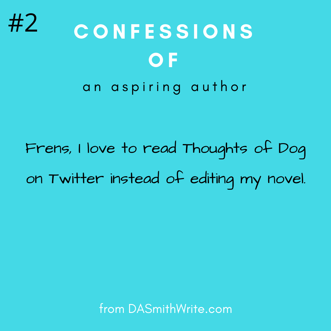 Confessions #2) Social Media – Friend or Foe when it comes to Writing?