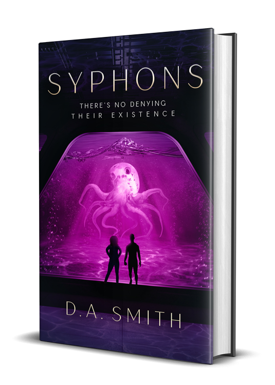 Grab Your FREE Chapter Preview of Syphons A Novel – (Synopsis)