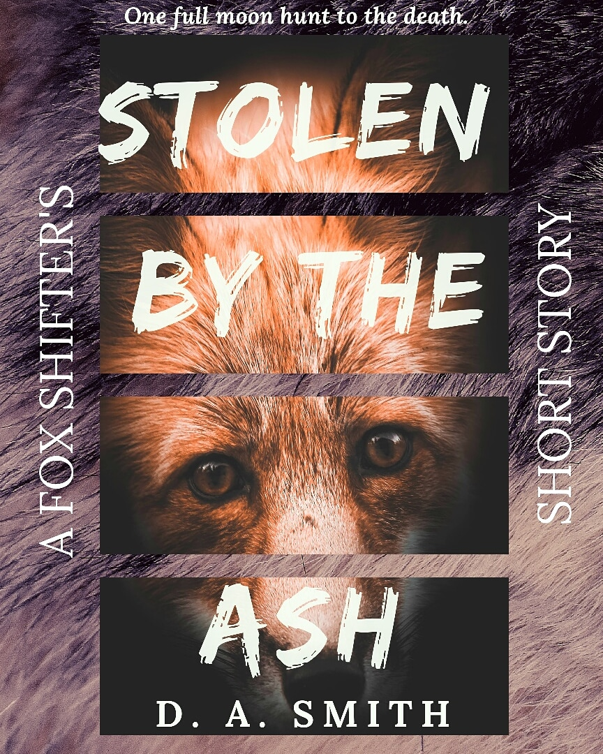 Stolen By The Ash is FREE on Amazon this week only!!